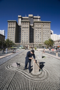 Westin-Hotel-Event-Marketing-Publicity-Stunt-In-San-Francisco