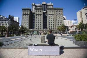 Westin-Hotel-Event-Marketing-Publicity-Stunt