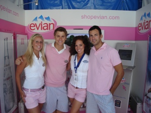 Evian-Street-Team-Promotional-Staffing