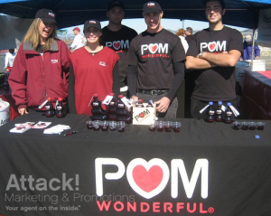 POM-Tea-Event-Marketing-at-Fleet-Week in San Francisco