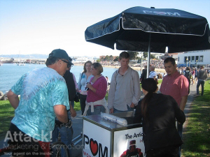 POM-Tea-Sampling-at-Promotional-Event-in-San-Francisco