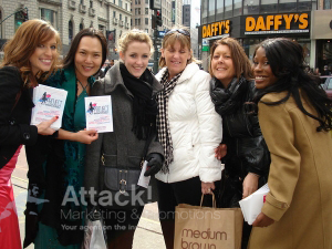 Modern-Bride-Promotional-Staff-Flyering-in-New-York