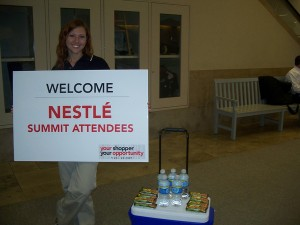 Nestle-Airport-Marketing-Promotional-Marketing