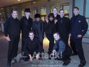 ChillerTV-Vampire-Promotional-Models-Group