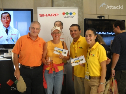 Promotional-Brand-Ambassadors-Sharp-Baseball